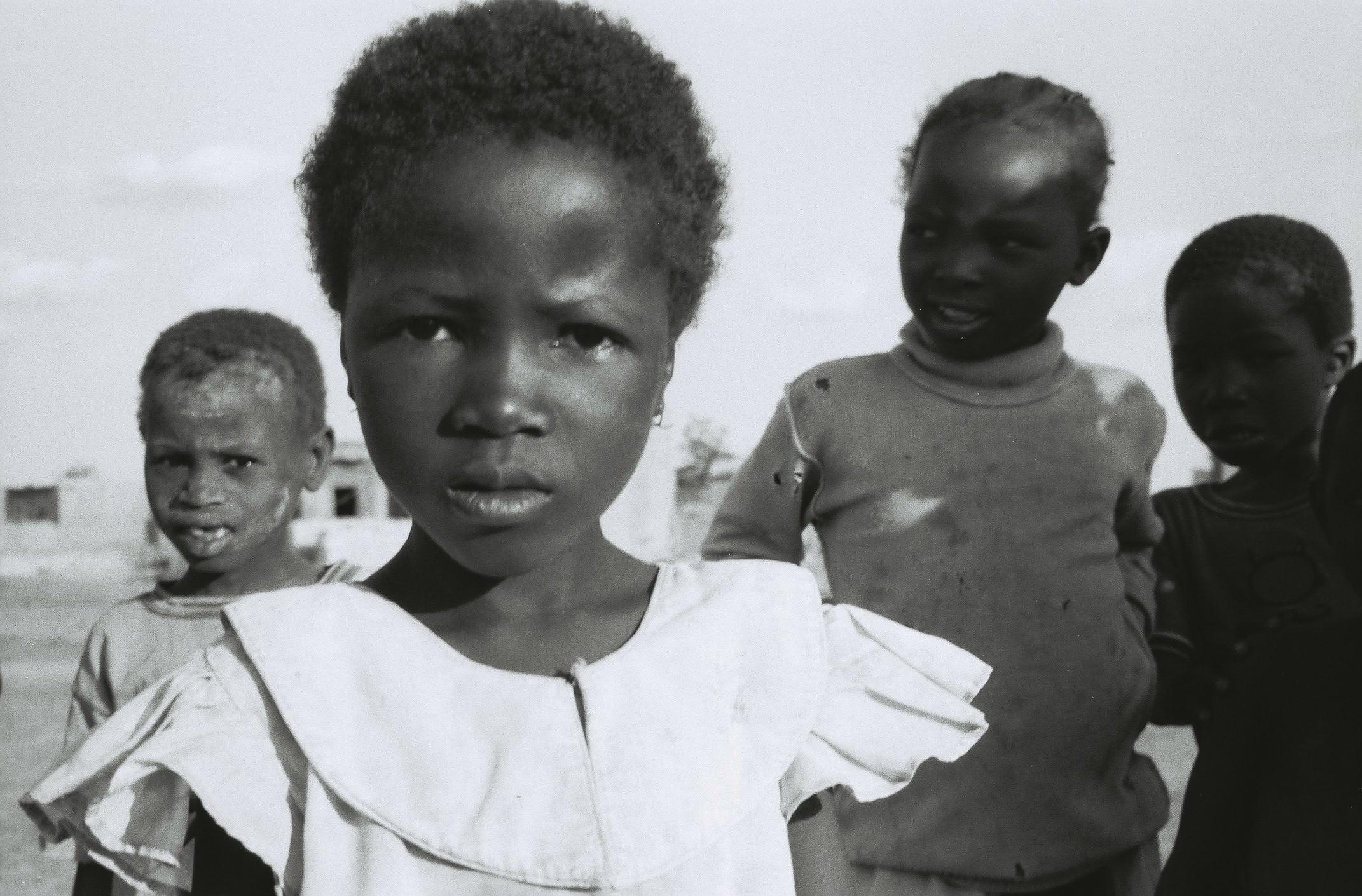 Enfants Burkina Faso